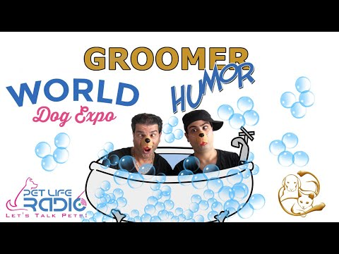 Groomer Humor - Live From World Dog 2018 - Part 1