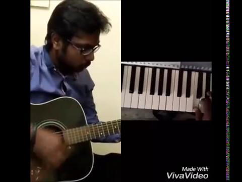 Premam BGM - Unfinished Hope - Guitar/Piano cover