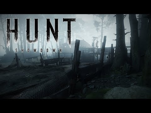 Teamwork Pros - Crytek Hunt: Showdown Gameplay (w/ Redlaven)