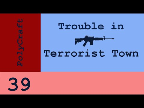 PolyCraft Garry's Mod: Trouble in Terrorist Town - E39 - Lighthouse Point