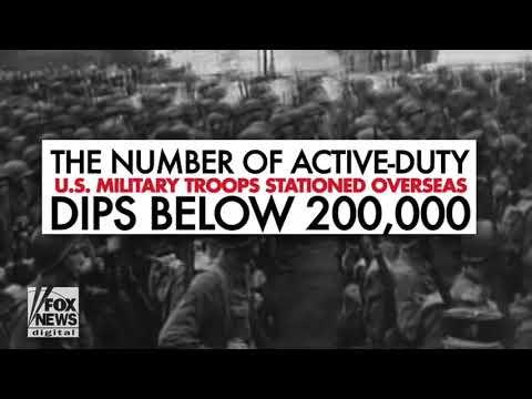 WW3: DRAFT IS COMING- SHORTAGES IN U.S. MILITARY FORCES