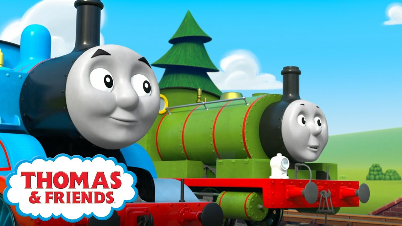 Learn to Mix Colors | 🚂 Learn with Thomas and Percy 🚂 | Long Compilation | Thomas & Friends