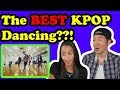 THE BEST DANCING KPOP HAS TO OFFER (Boy Groups) REACTION VIDEO!!