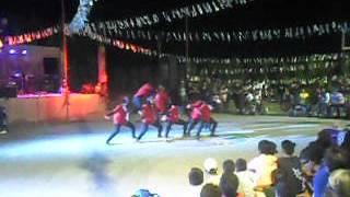 D Chosen Crew @ Brgy. Mataywanak, TUY Batangas