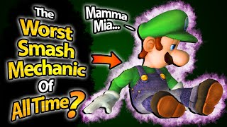 The WORST Super Smash Bros. Mechanics of All Time