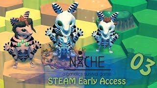 NICHE #03 ♥ Let the Inzest Begin - Version 0.0.7 ♥ XalyPlays Let's Play Deutsch German   XalyPlays