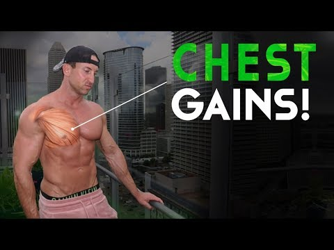 5 Chest Exercises You've Never Tried (HUGE CHEST)