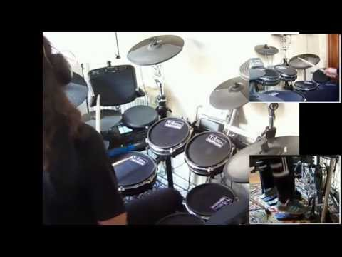 Bruce Springsteen - Streets Of Philadelphia (Drum Cover - Franki Bio)