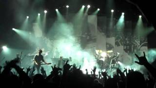 Linkin Park - One Step Closer Live @ Montreal 2011