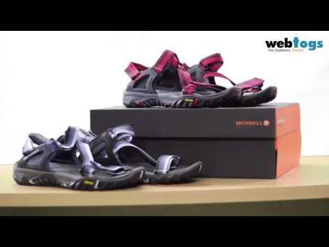 aa0061ff21ad Merrell Womens All Out Blaze Web Sandal - Comfortable