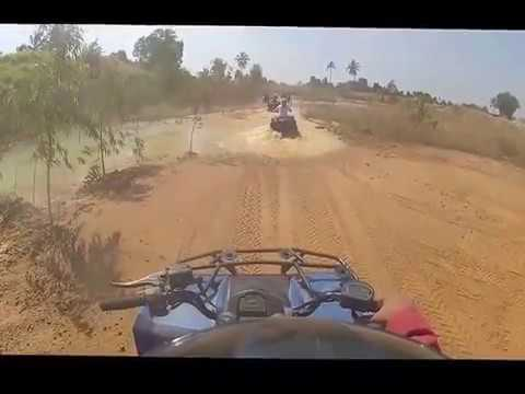 ATV Pattaya Jungle Adventure – 4 hr tour!