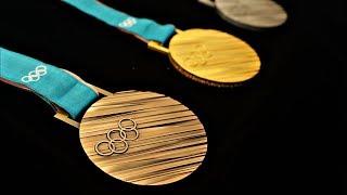 Олимпийские медали-2018 показали в Сеуле (новости)