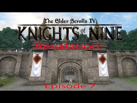 Oblivion:Knights of the Nine Revalation Episode 7 Undersea Mining