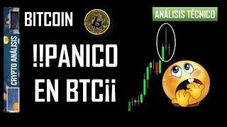 !!PANICO en BITCOIN¡¡ - Btc/CRIPTOMONEDAS TRADING ANÁLISIS/NOTICIAS