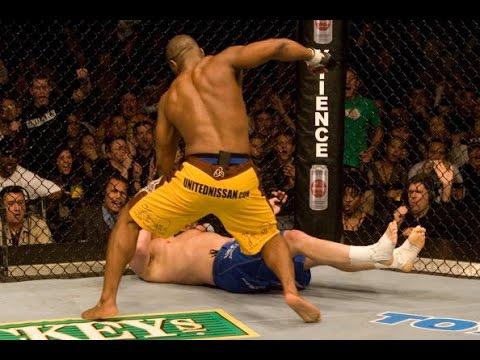 UFC Tamapa: Relembre nocaute incrível de Rashad Evans