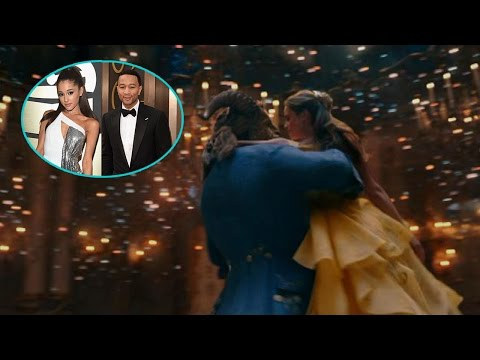 Listen to Ariana Grande and John Legend's Soulful Duet in New 'Beauty and the Beast' Trailer