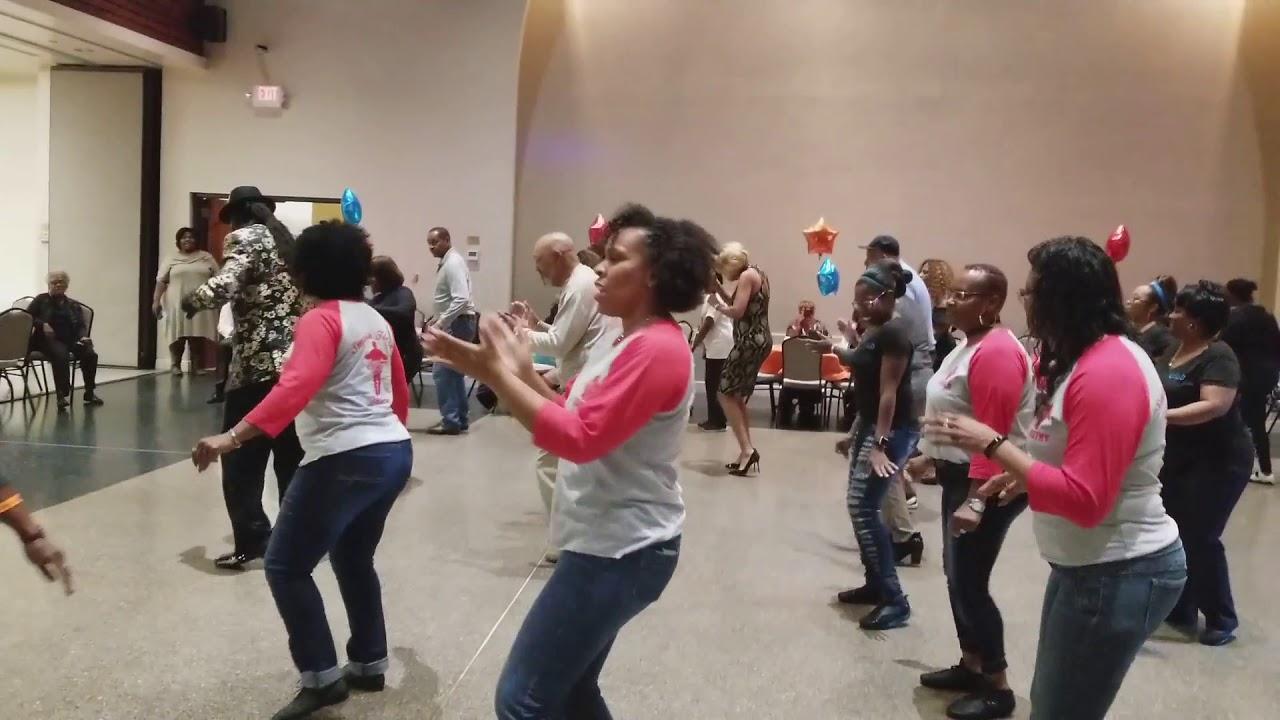 Cupid Shuffle Line Dance Youtube