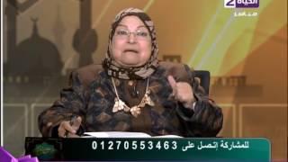 بالفيديو.. سعاد صالح: «مفيش زوج عادل بين مراته وأهله»