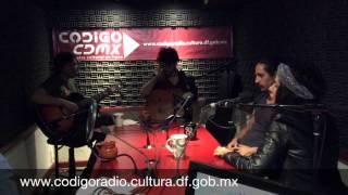 """""""El gran adiós"""" de Torreblanca en sesión acústica Código CDMX"""