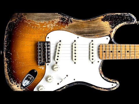 Seductive Blues | Guitar Backing Track Jam in A
