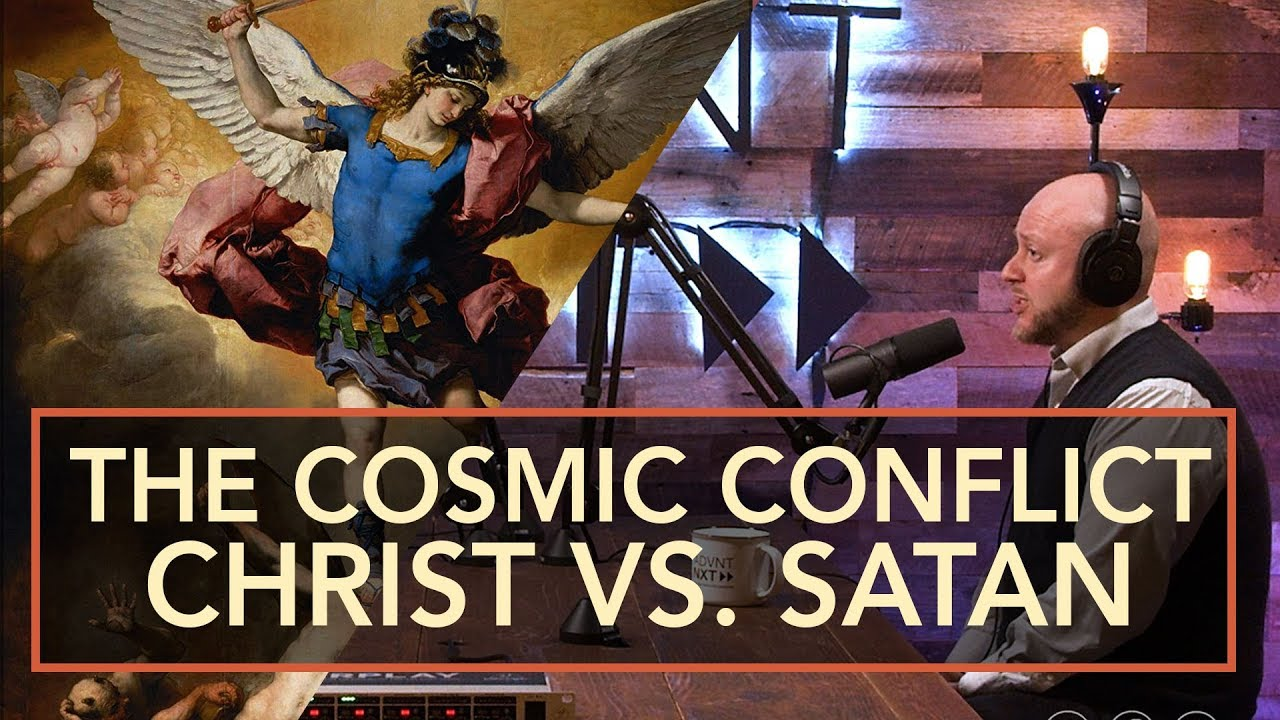 Theodicy of Love Pt. 2: The Cosmic Conflict (Dr. John Peckham)