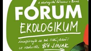 Ekologikum 2013: Jana Budařová - Konopná medicína