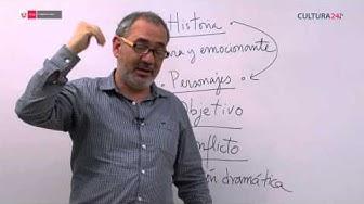 Curso Virtual: Conceptos Básicos de Dramaturgia. 1/3
