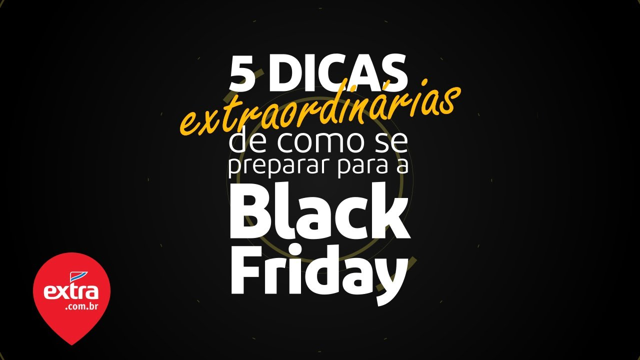 Black Friday Falta Pouco Extra