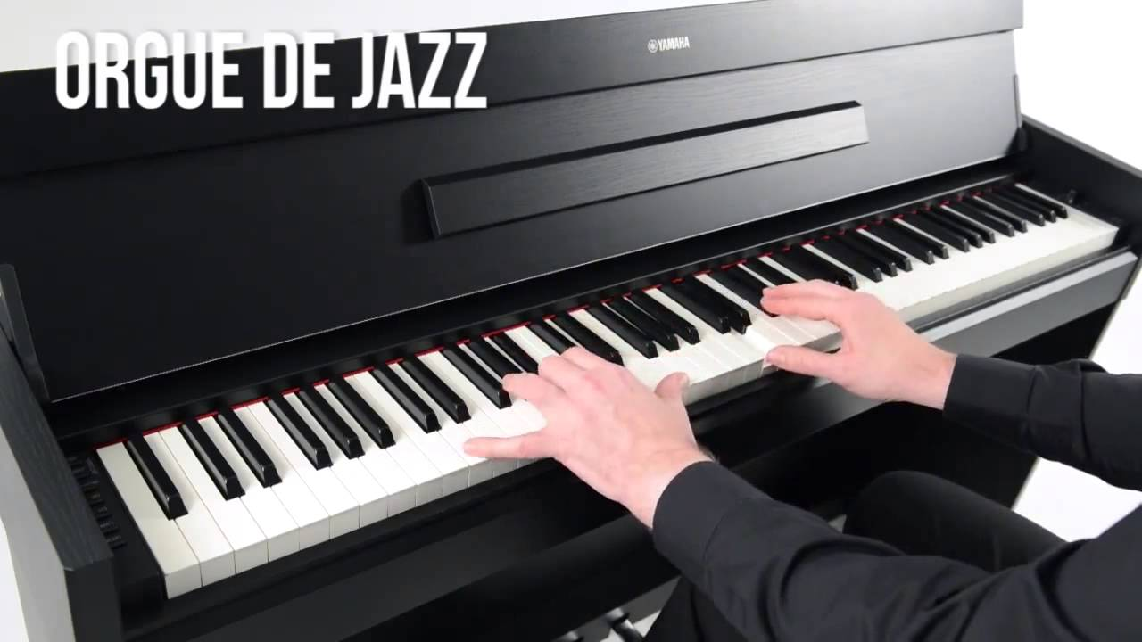 Yamaha ydp s52 vid o de pr sentation youtube for Yamaha ydp s52