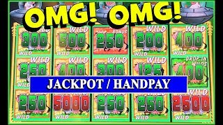 I HIT A MASSIVE JACKPOT BETTING A DOLLAR!! ★ 700+ SPINS!! ★ HUGE WIN!! ★ Brent Slots
