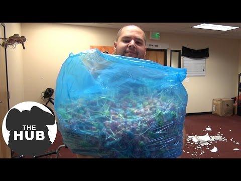 Thousands of Dum Dums | The HUB - September 15, 2015