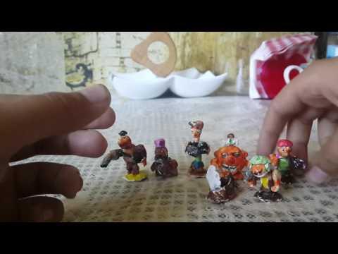 Целых 40 фигурок персонажей ! Моя самодельная настольная игра Вселенная шахмат,, # 2