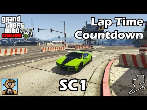 Download Youtube: Fastest Supercars (SC1) - GTA 5 Best Fully Upgraded Cars Lap Time Countdown