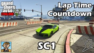 Fastest Supercars (SC1) - GTA 5 Best Fully Upgraded Cars Lap Time Countdown