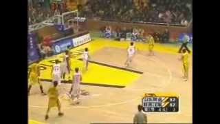 Chinese Basketball Association CBA Former Dunk Contest Champ