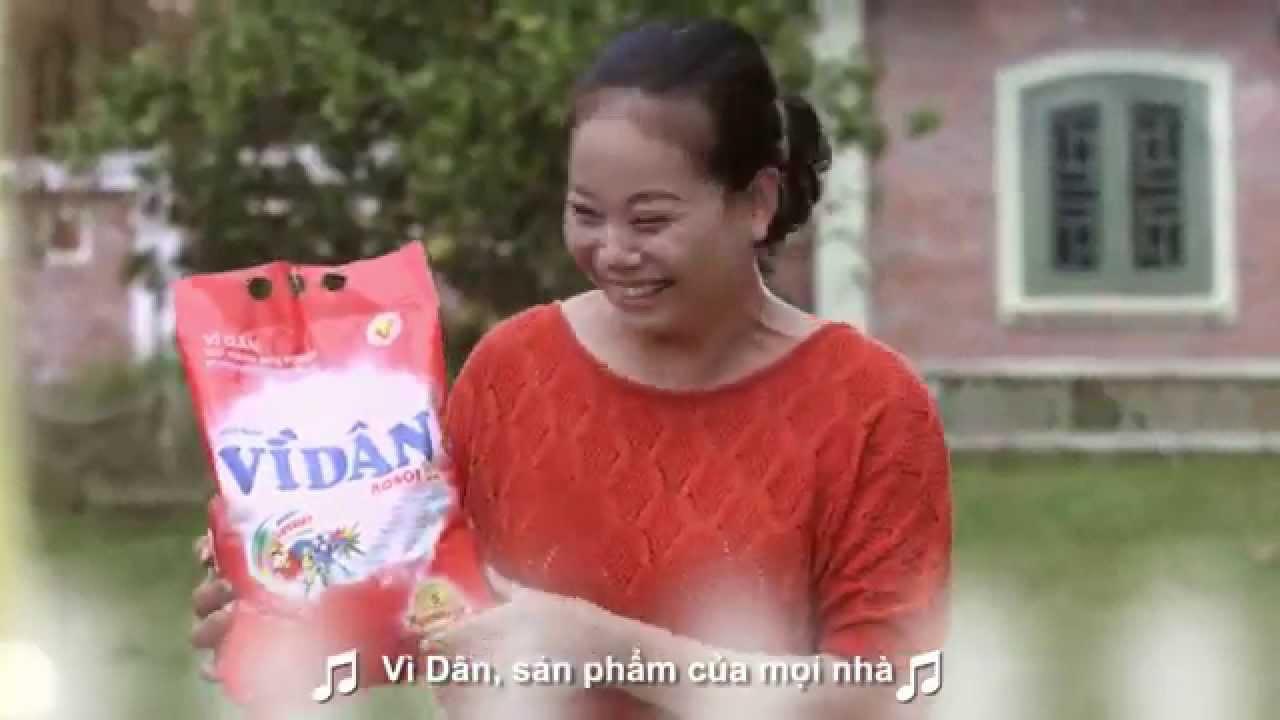Bột giặt VÌ Dân Robot 5sao – TVC Quảng Cáo