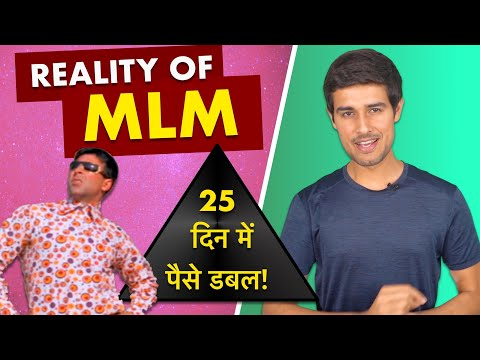 MLM Scams, Network Marketing and Pyramid Schemes | Dhruv Rathee