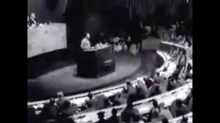Fidel Castro en la ONU (26-09-1960)