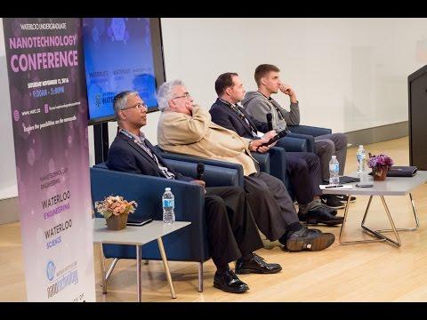 WUNC 2016 - Industry Panel: 3M, The Woodbridge Group, Angstrom Engineering, Validere Technologies