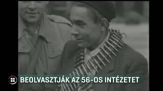 Beolvasztják az '56-os intézetet 19-06-01
