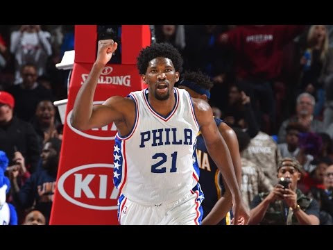 2017 NBA Awards: Rookie of the Year Nominee: Joel Embiid