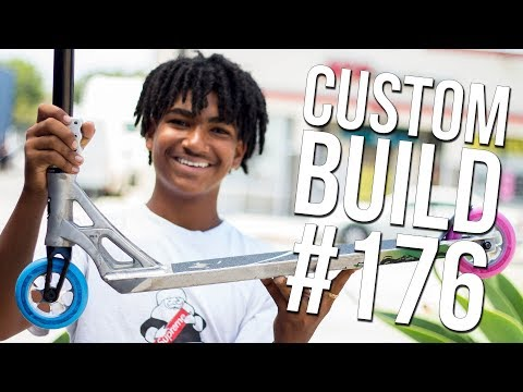 Custom Build #176 (ft. Evan Gibson) │ The Vault Pro Scooters
