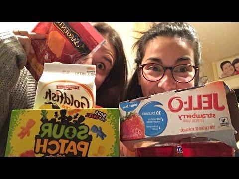 AMERICAN FOOD - TEST