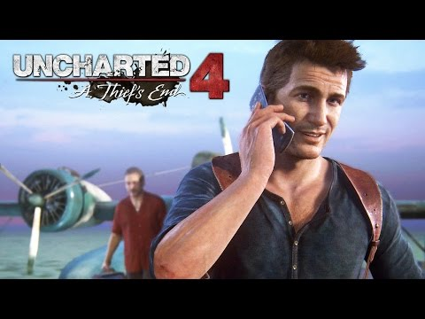 Uncharted 4 A Thief's End #10: Teste da Ganância - Playstation 4 (PS4)