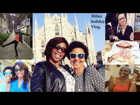 MILAN ITALY // ITALY MILAN | Vlog  + WHERE TO STAY IN MILAN | ITALY  // MILAN  | inspiredbyvon