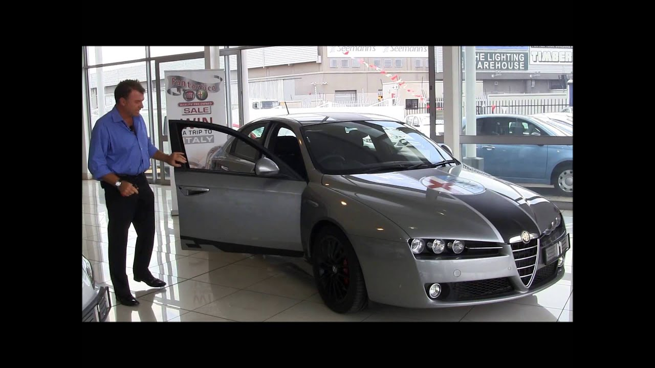 surf4cars used car guide to the 2012 alfa romeo 159 1750ti - youtube
