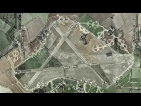 Lost Airfields of World War II: Suffolk