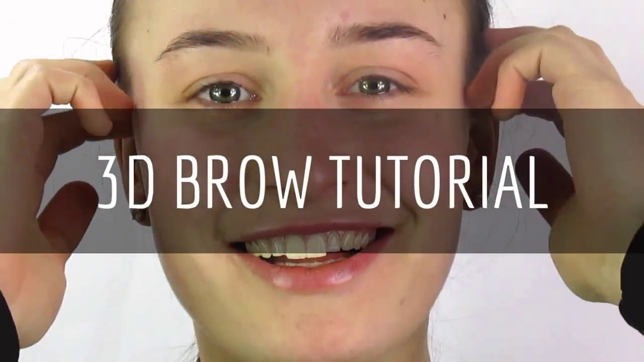 how to use nyx brow kit