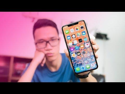 iPhone XS Max của mình lag tung ass