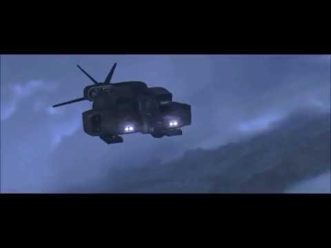 Aliens: Colonial Marines - Sulaco Falls